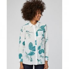 Camicia donna Botanical in Cotone Biologico