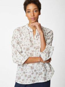 Camicia Floreale Winslet in Cotone Biologico