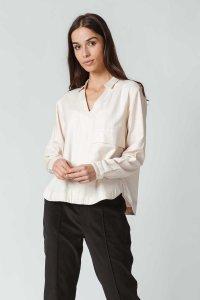 Camicia HIART da donna in Cotone Biologico ed EcoVero™