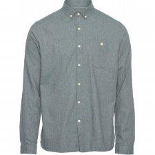 Camicia in flanella da uomo in Cotone Biologico