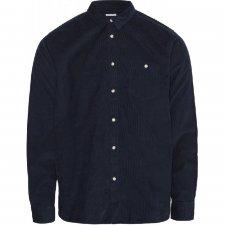 Camicia in velluto da uomo in Cotone Biologico
