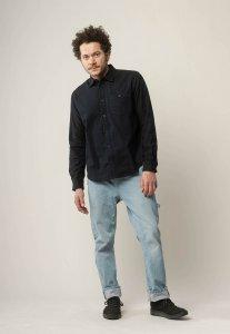 Camicia Josha da uomo in Flanella di Cotone Biologico Equosolidale