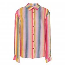 Camicia LULE GLASTO da donna in Seta Vegetale e Viscosa sostenibile