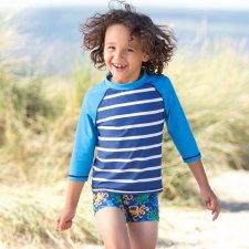 Maglietta Sole&Nuoto Nautical con protezione UV UPF50+