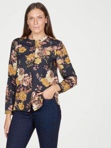 Camicia Roseti da donna in Modal e Cotone Biologico