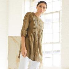 Camicia Sara in Cotone Biologico