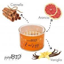 Candela biologica ENERGY - 06 puroBIO Home