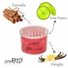 Candela biologica PASSION - 07 puroBIO Home