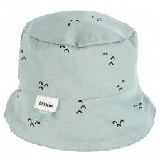 Cappellino da sole per bambini Mountains in cotone biologico