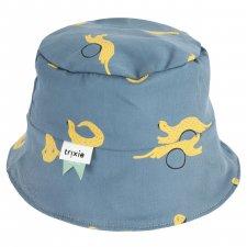 Cappellino da sole per bambini Whippy Weasel in cotone biologico