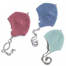 Cappellino in Pile di cotone biologico Popolini