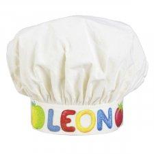 Cappello da cuoco in cotone bioequo