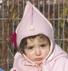Cappello Marie in lana biologica