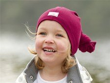 Cappello multiuso in cotone biologico Vinaccia