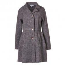 Cappotto Ella in lana cotta