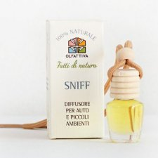 "Car perfume ""Synergy of the Angel's Water"" esential oils"