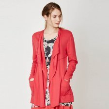 Giacca Elisse in cotone biologico e lana