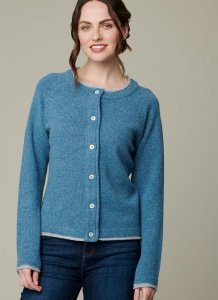 Cardigan Killy da donna in lana e cachmere