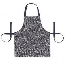 CARLOTTA kitchen apron in Organic Cotton