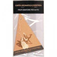 Profumatore auto alla Carta Aromatica d'Eritrea