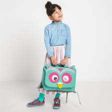 Cartella Gufetta per la scuola dell'infanzia in Pet riciclato Equosolidale