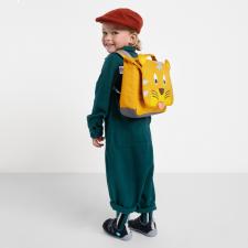 Cartella Tigre per la scuola dell'infanzia in Pet riciclato Equosolidale
