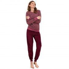 WildBerry woman pyjamas in organic cotton terry
