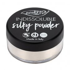 Cipria in polvere Indissoluble Silky Powder puroBIO VEGAN