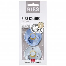 Ciucci BIBS Colour 2 pz Celeste e Nuvola