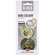 Ciucci BIBS Colour 2 pz Salvia e Verde Oliva