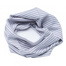 Classic baby scarf in bamboo