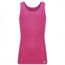 Clematis tank top for girls in fair organic cotton