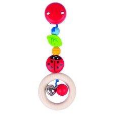Clip-figures Ladybird