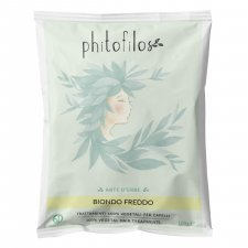 Cold Blond Natural Hair Dye Phitofilos