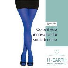 Collant Ecologico in Ricino 50 denari