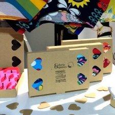 Colorio Organics scatolina regalo per intimo bio