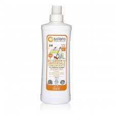 Concentrated universal cleaning detergent without perfume