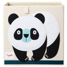 Contenitore portaoggetti Panda