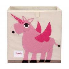 Contenitore portaoggetti Unicorno