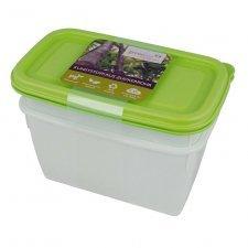 Contenitori alimenti set 2 pz 1 litro Gies Greenline
