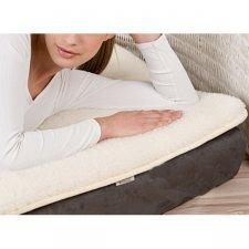Copri materasso lettino non foderato in lana merinos