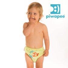 Costume da Bagno contenitivo SWIM+® Scoiattolo con inserto sostituibile