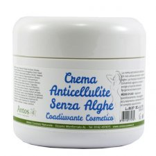 Crema anticellulite naturale senza alghe