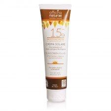 Crema solare fluida Bio Protezione SPF15