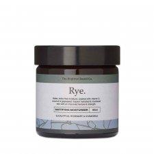 Crema Viso Rye opacizzante naturale e vegan per uomo
