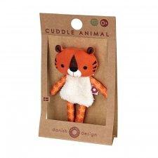 Cuddle animal Trisse Tiger in organic cotton