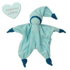 Cuddle doll Sisco in organic cotton