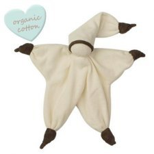 Cuddle doll Sisco in organic cotton