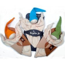 Cuddle toy Zmooz big in in organic cotton terry