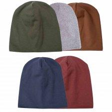 Cappello Cuffia KIDS per bambini in cotone biologico